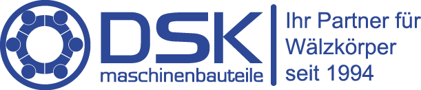 DSK Maschinenbauteile Logo